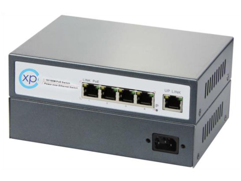XPcable XPS 052T1 PoE Switch