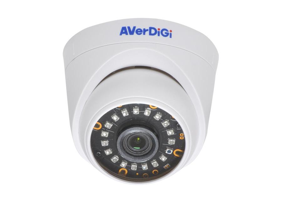 AVerDiGi AD 105D Hybrid IR Dome Kamera