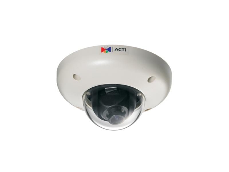 Acti E930 IP HD Dome Kamera