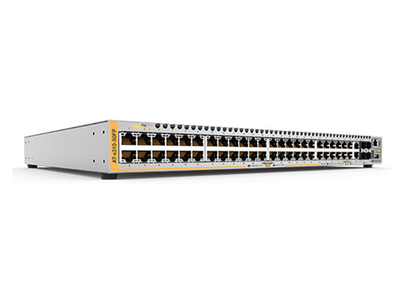 Allied Telesis x310 50FP PoE Switch