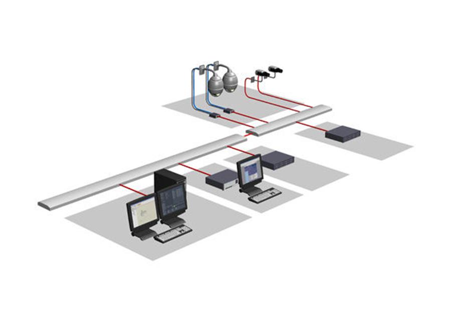 Bosch VRM Video Recording Manager Video Yazılım