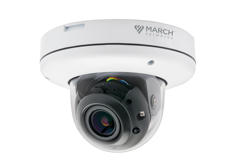 March Networks CA2 IR MiniDome Z AHD Dome Kamera