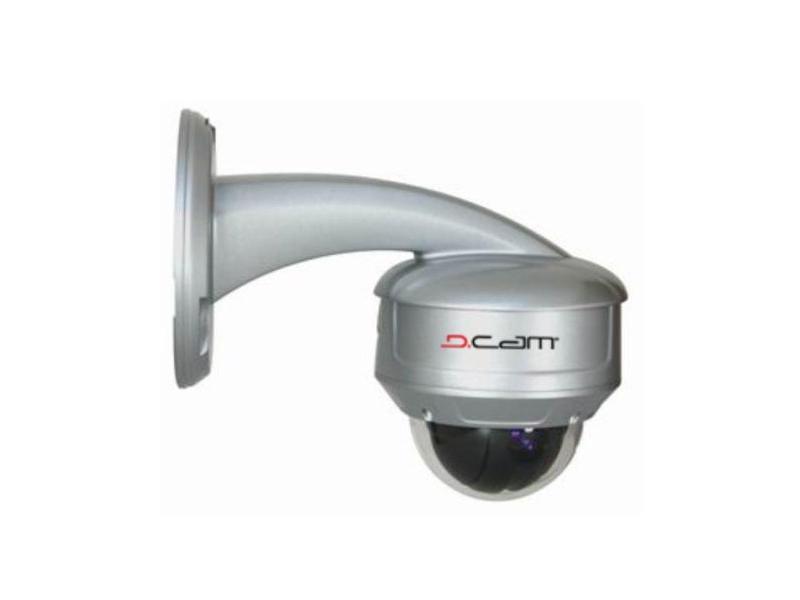 D-Cam D 012 12x Analog Mini Speed Dome Kamera
