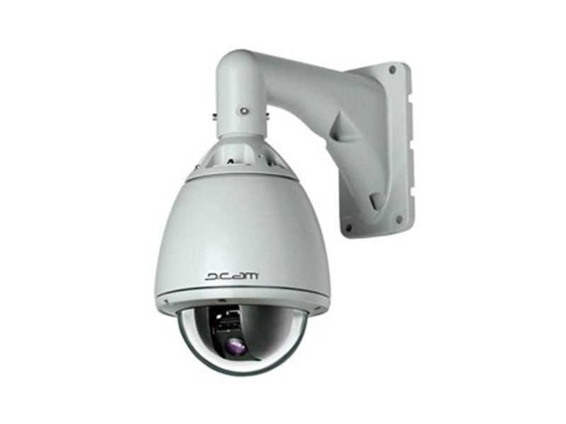 D-Cam D 036 Analog Speed Dome Kamera