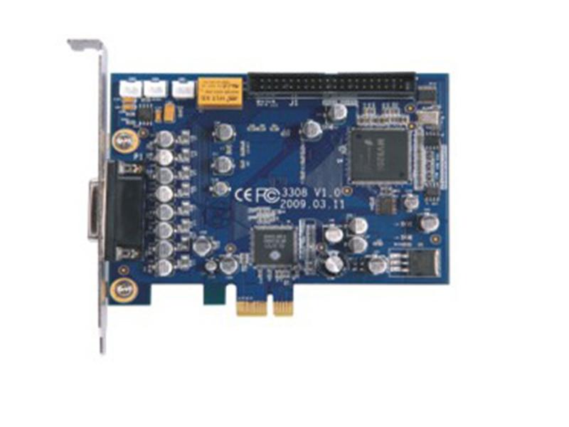 D-Cam TD 4408 DVR Kart