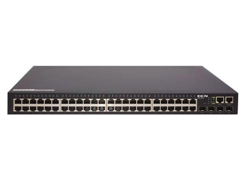 DCN S5750E 52X P SI 10/100/1000 PoE Switch