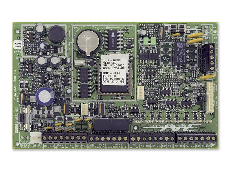 Digiplex Alarm Sistemi  DGP-NE96
