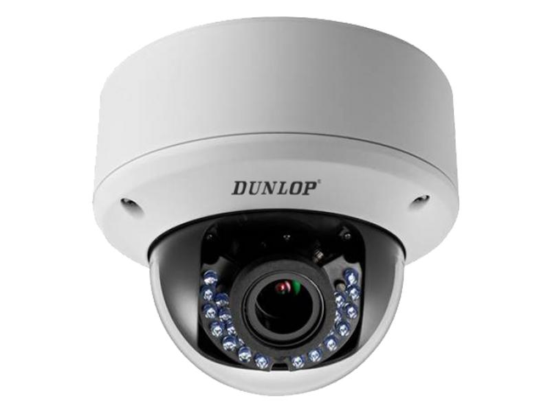Dunlop DP 22E56D1T VPIR3Z HD TVI Dome Kamera