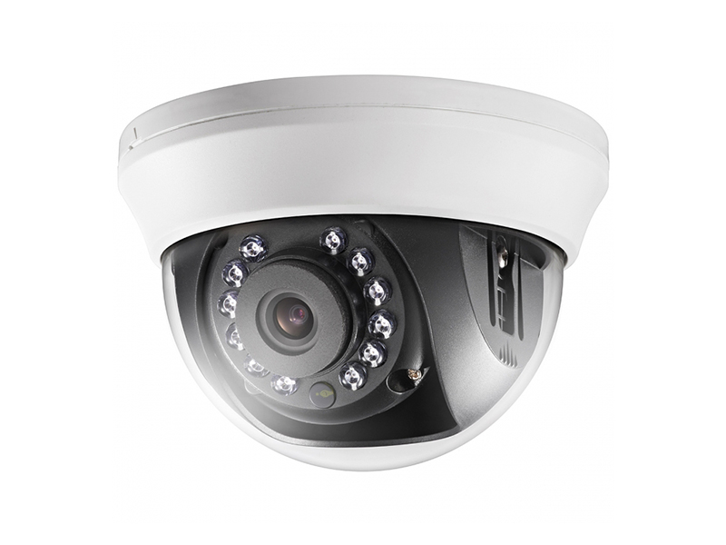 Hikvision DS 2CE56C0T IRMMF HD TVI Dome Kamera