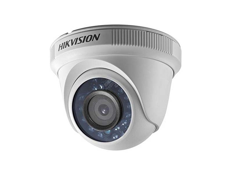 Hikvision DS 2CE5AD0T IRF AHD Turret Kamera