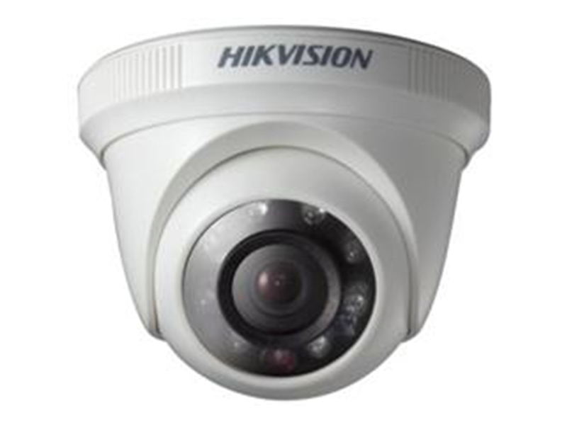 Hikvision DS 2CE51C0T IRPF Turbo HD Dome Kamera