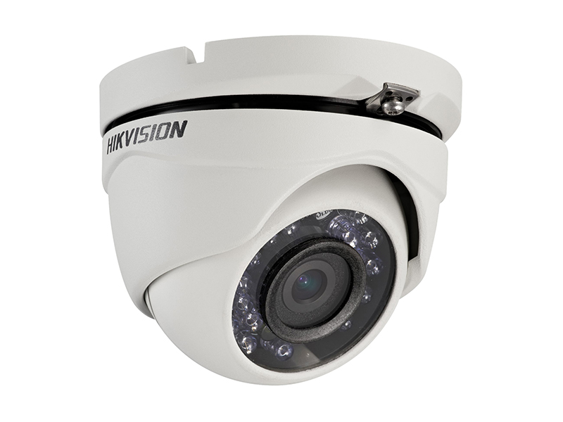 Hikvision DS 2CE56C0T IRMF AHD Turret Kamera