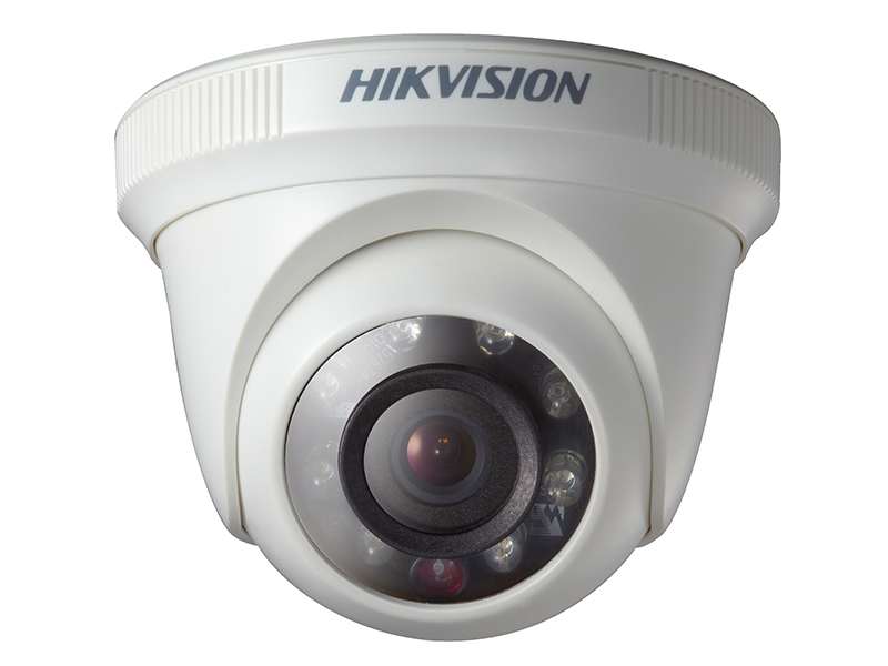 Hikvision DS 2CE56C0T IRP HD TVI Dome Kamera