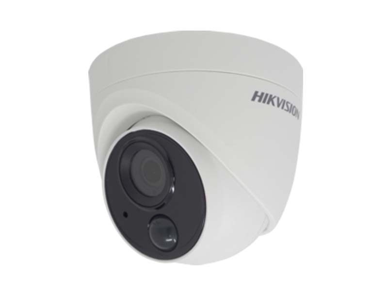 Hikvision DS 2CE71H0T PIRL AHD Turret Kamera