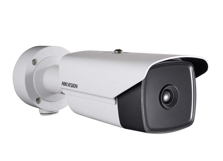 Hikvision DS 2TD2137 35/V1 IP Termal Bullet Kamera