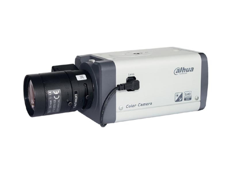 Dahua DH CA F561CN A Analog Box Kamera