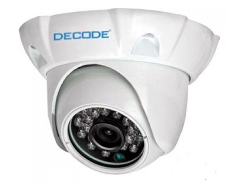 DCODE DCC 7050HT HD TVI Dome Kamera