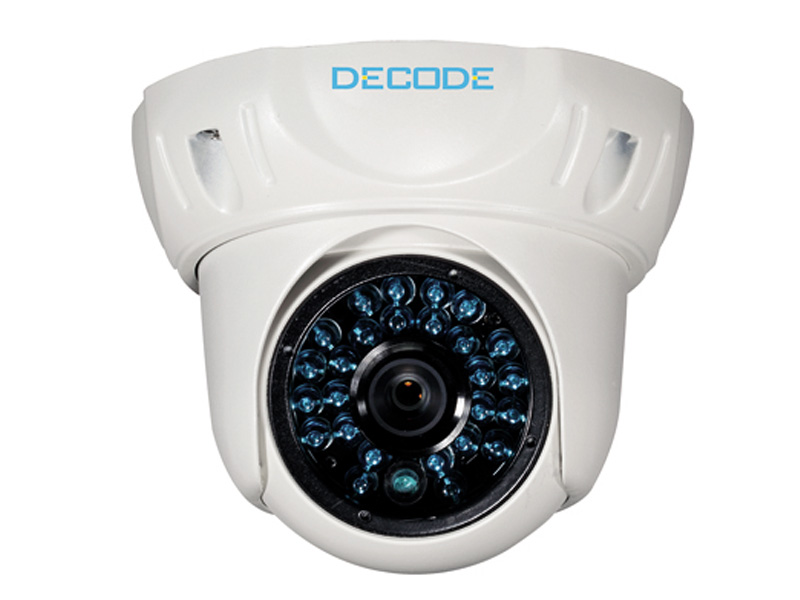 Decode DCC 757 Analog Dome Kamera