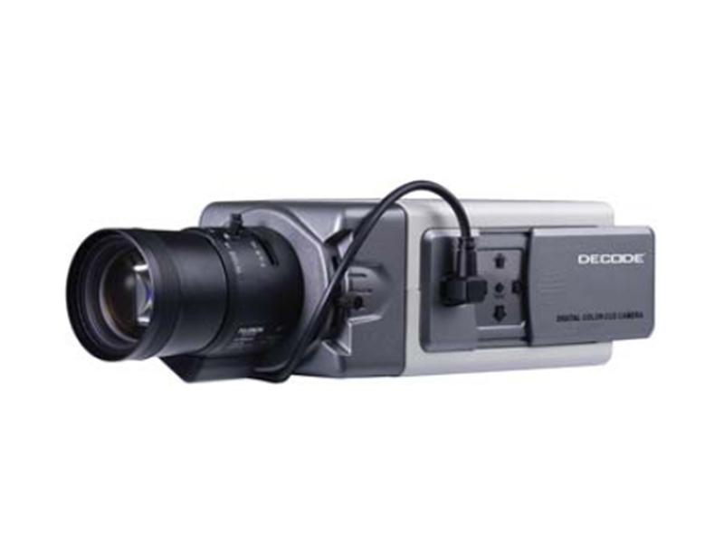 Decode DCC 916 Analog Box Kamera