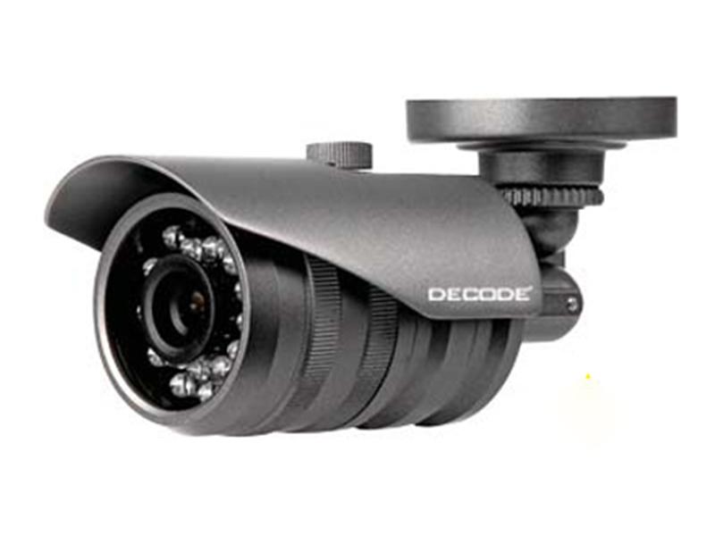 Decode DCC 974 Analog Bullet Kamera