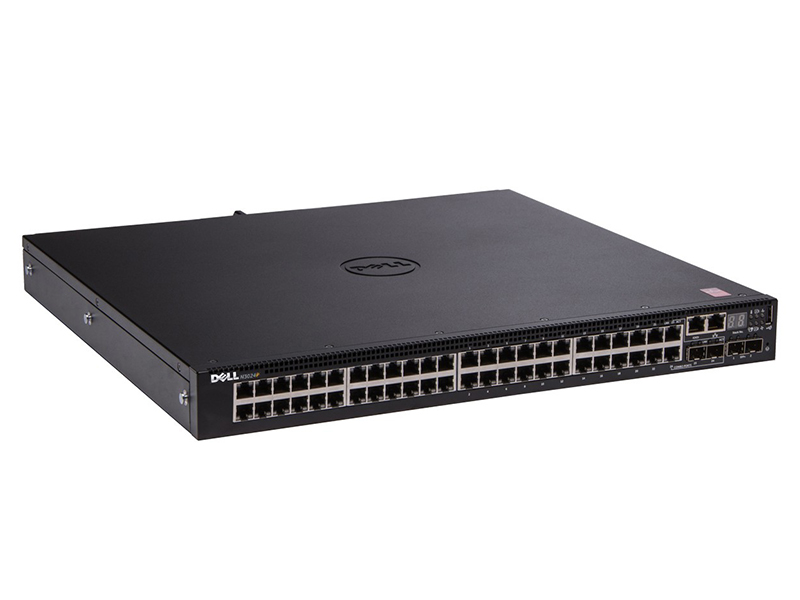 Dell Networking N3024P 10/100/1000 PoE Plus Switch
