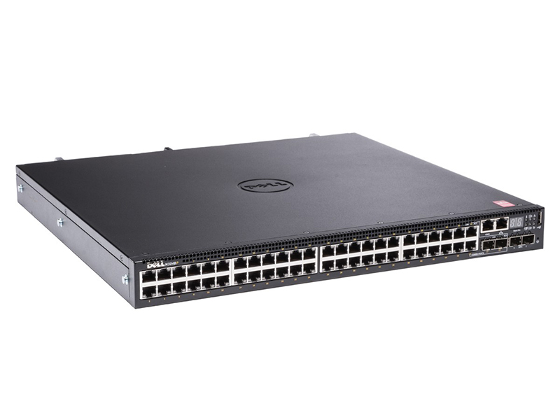 Dell Networking N3048P 10/100/1000 PoE Plus Switch