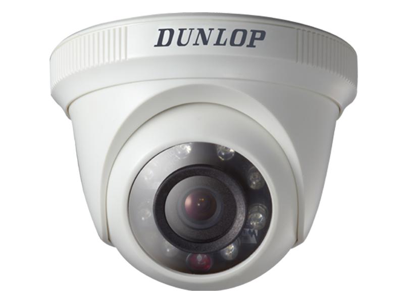 Dunlop DP 22E56C0T IRP HD TVI Dome Kamera
