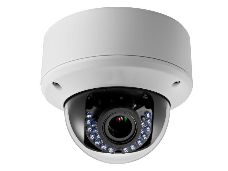 Dunlop DP 22E56C5T VPIR3Z HD TVI Dome Kamera
