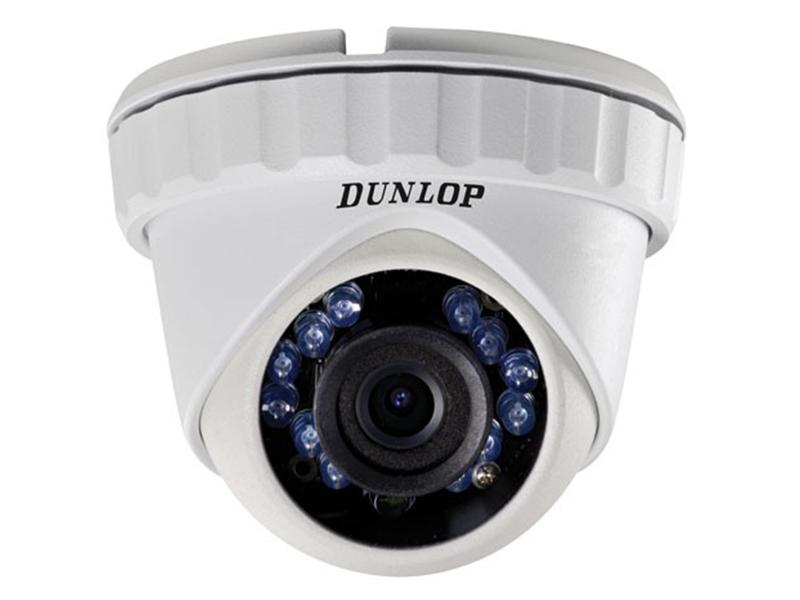 Dunlop DP 22E56D0T IRP HD TVI Dome Kamera