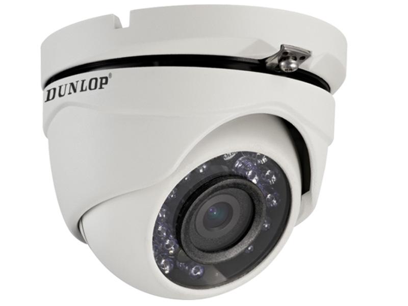 Dunlop DP 22E56D1T IRM HD TVI Dome Kamera