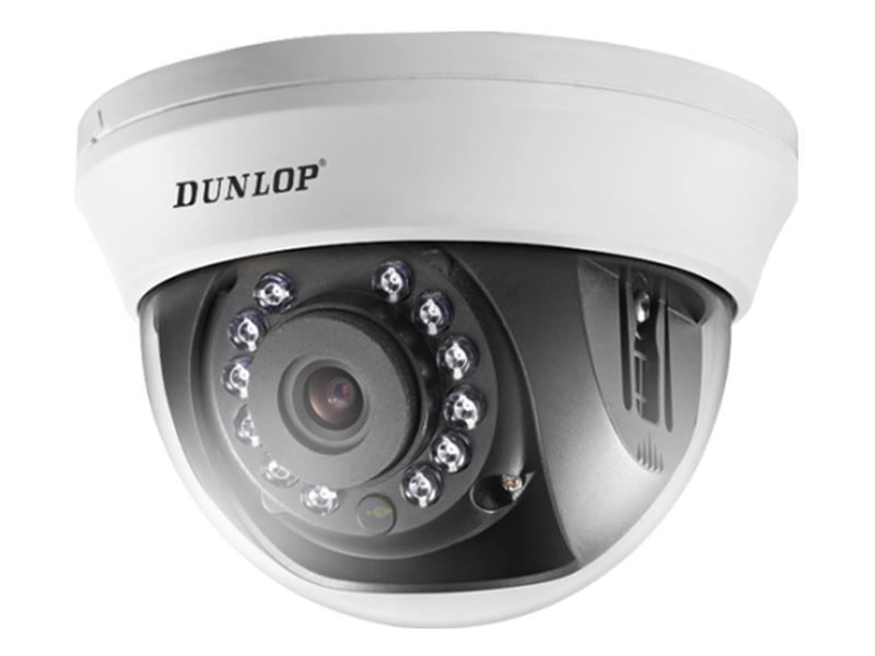 Dunlop DP 22E56D1T IRMM HD TVI Dome Kamera