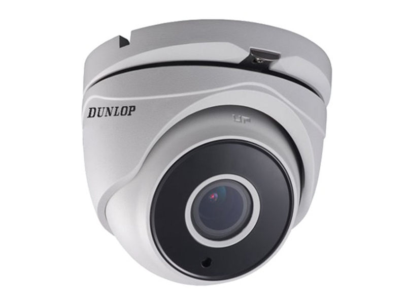 Dunlop DP 22E56D7T IT3Z HD TVI Dome Kamera