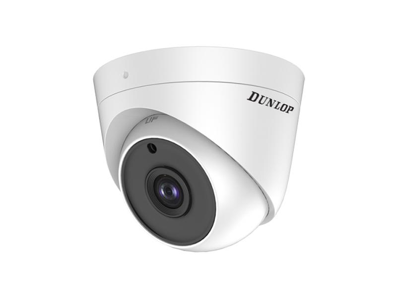 Dunlop DP 22E56H0T ITPF HD TVI Dome Kamera