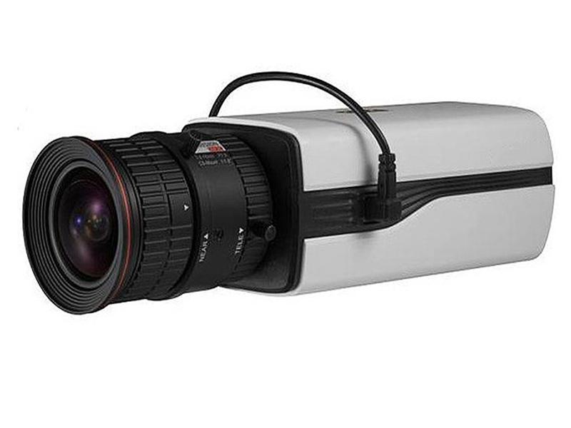 Dunlop DP 2CC12D9T A HD TVI Box Kamera