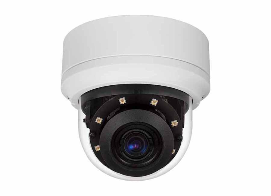 Dynacolor T Serisi F Model IP Dome Kamera