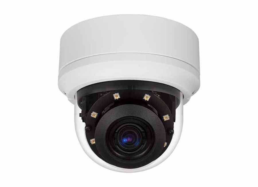 Dynacolor U Serisi F Model IP Dome Kamera