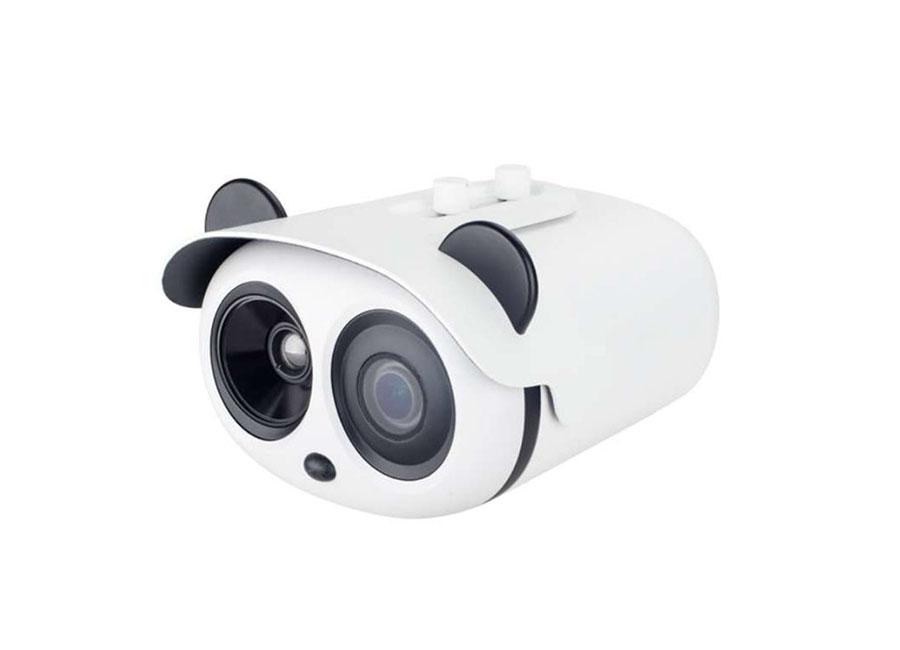 Dynacom WQT520 H AI IP Termal Kamera