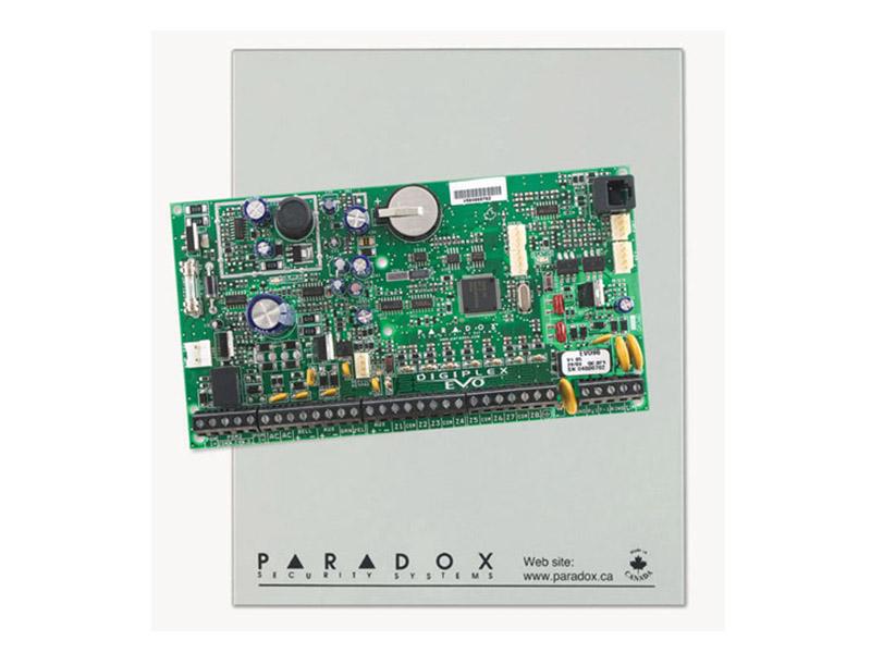 Paradox Digiplex EVO 48 Zon Kontrol Paneli DGP2 /648 BL KEYPAD