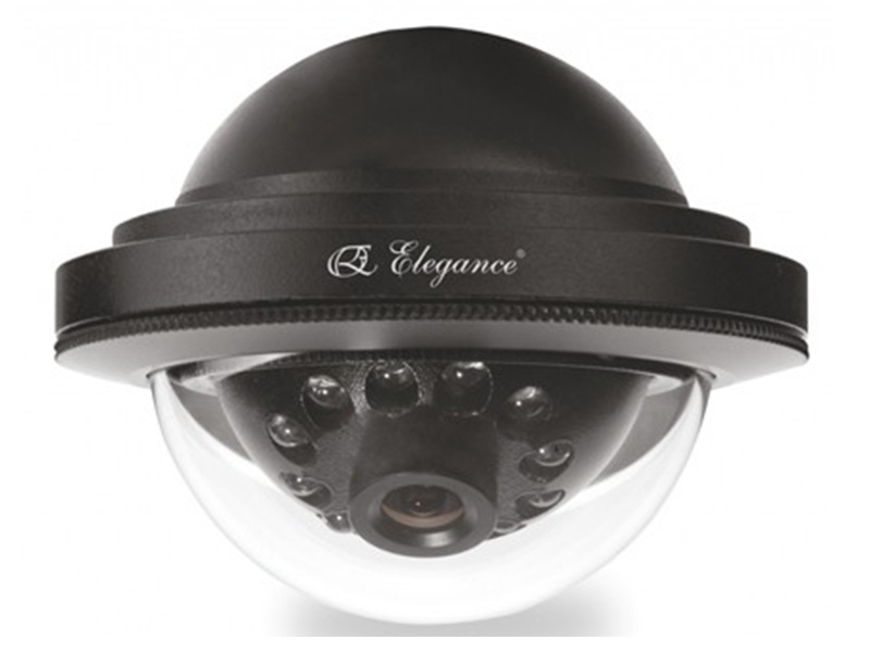 Elegance HC 303HIR 580 TVL Analog Dome Kamera