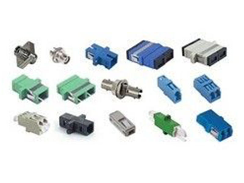 Etk Sc/Pc Mm Duplex Fiber Optik Coupler
