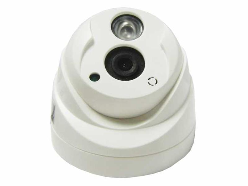 Fujitron FCD T1031AR HD TVI Dome Kamera