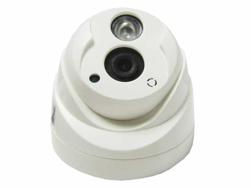Fujitron FCD T2031AR HD TVI Dome Kamera