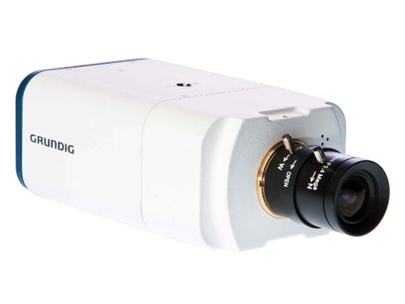 Grundig GCA B0005B Box Kamera