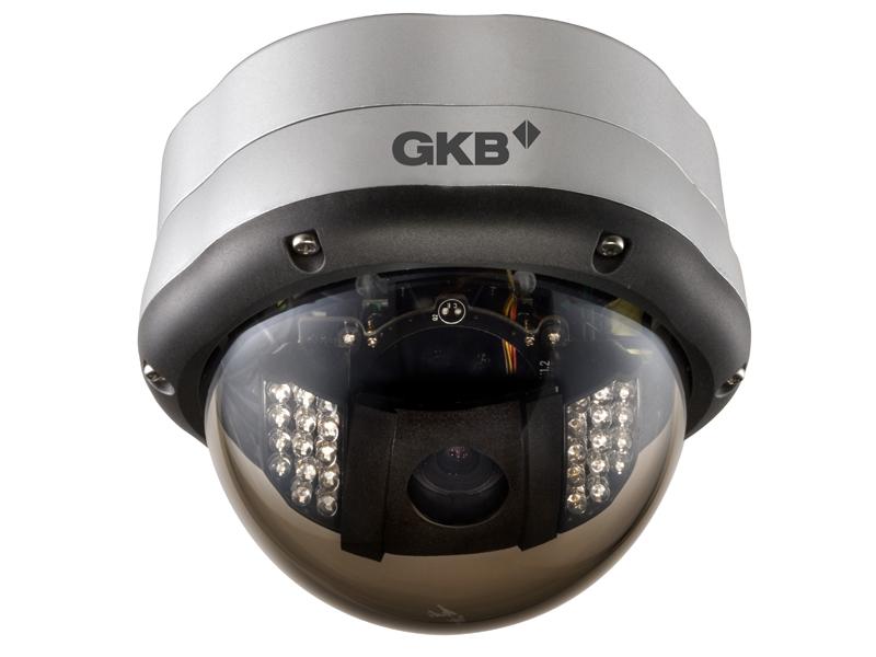 GKB 3902 IR Dome Kamera