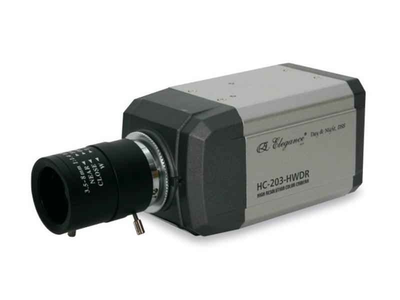 Elegance HC 203HWDR 12V Kamera