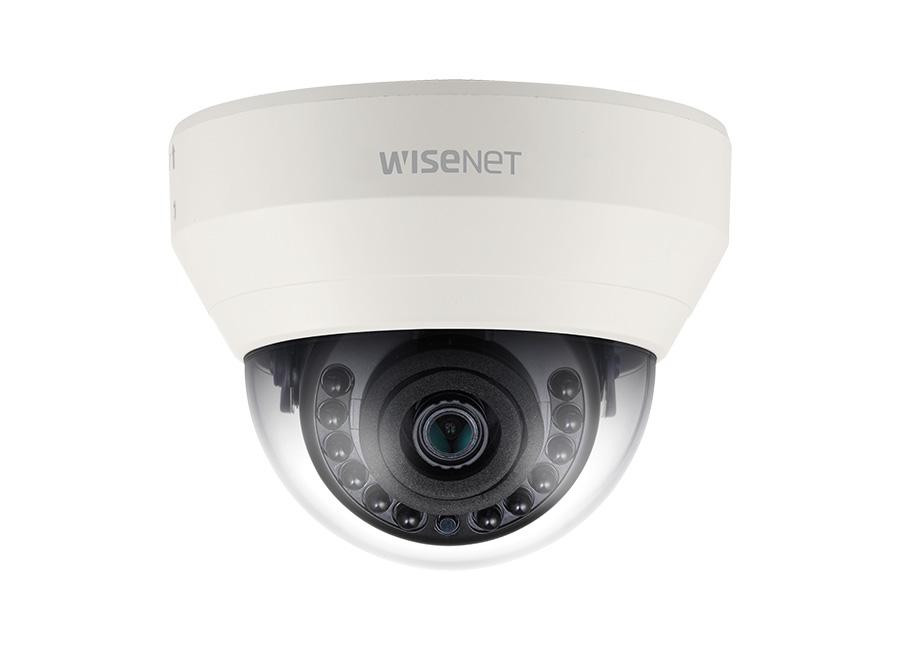 Hanwha Techwin HCD 6020R Analog IR Dome Kamera