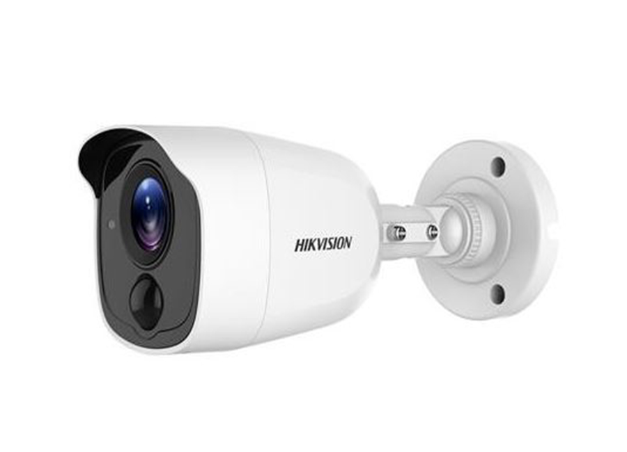 Hikvision DS 2CE11H0T PIRLPO AHD Bullet Kamera