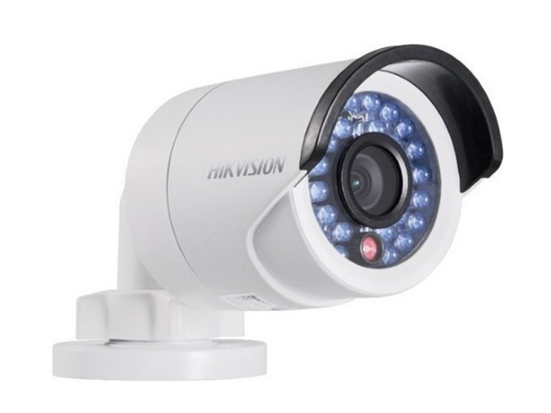 Hikvision DS 2CE16C0T IRPF AHD Bullet Kamera