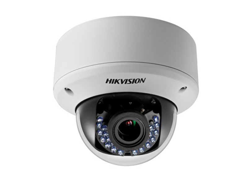 Hikvision DS 2CE56C5T AVFIR AHD Dome Kamera