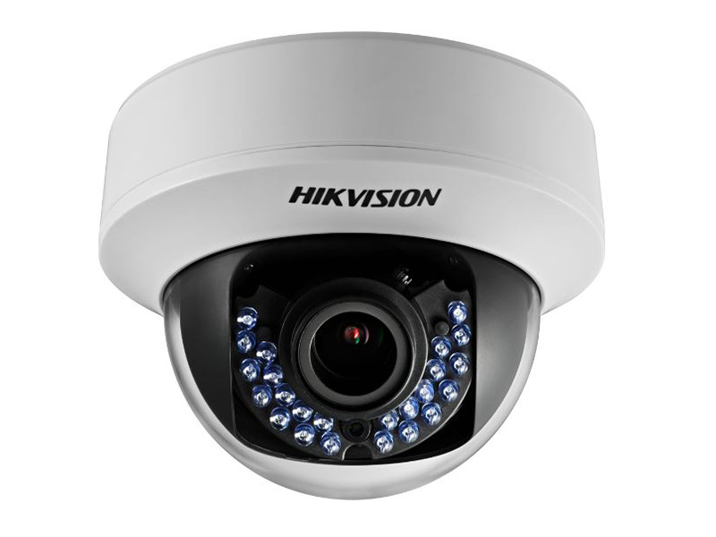 Hikvision DS 2CE56D5T AVPIR3ZH AHD Dome Kamera